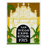 1915 San Diego Exposition Posters