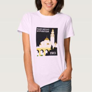 1915 San Diego Exposition T Shirt