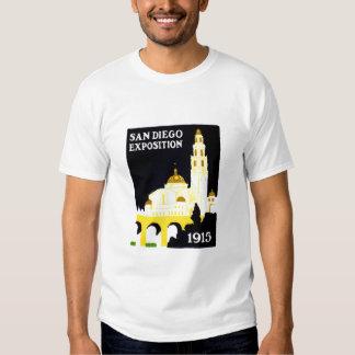 1915 San Diego Exposition Tee Shirt