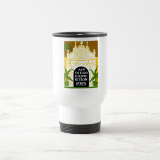 1915 San Diego Exposition Travel Mug