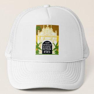 1915 San Diego Exposition Trucker Hat