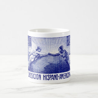 1915 Spanish American Expo Poster Coffee Mug