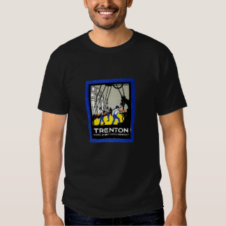 1915 Vintage Trenton New Jersey T-shirt