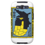 1915 Vote for Womans Suffrage Galaxy S3 Cover