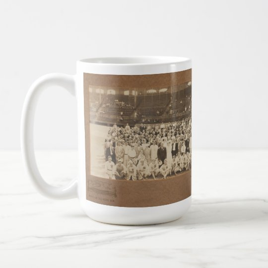 1916 Chicago White Sox Team Coffee Mug