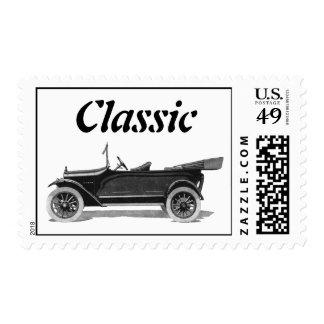 1916 Vehicle Classic Stamp