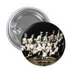 1917 Baseball Team Button