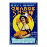 1917 San Bernardino Poster