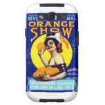 1917 San Bernardino Poster Samsung Galaxy SIII Cases