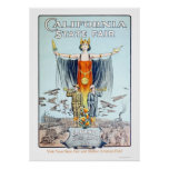 1918 California State Fair Poster