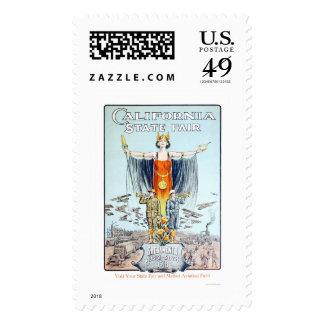 1918 California State Fair Stamp