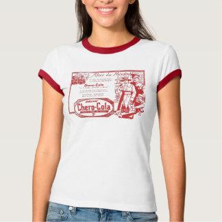 1918 Chero-Cola vintage illustration (red) T-Shirt