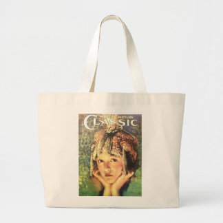 1918 Gladys Brockwell silent movie actress Jumbo Tote Bag