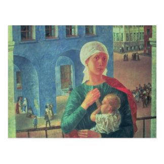 1918 in Petrograd, 1920 Postcard