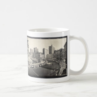 1918 Soldier Farewall Parade Classic White Coffee Mug