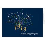 1919 A Very Good Year 95th Birthday Card