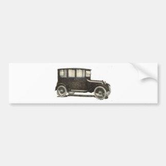 1919 Automobile Bumper Sticker