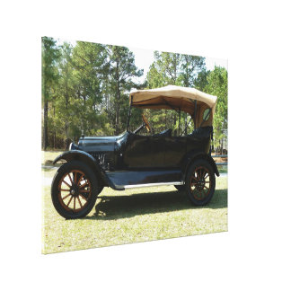 1919 Chevrolet Series 490 Canvas Print