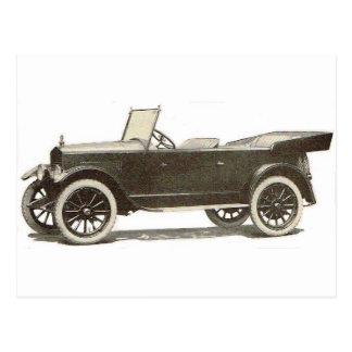 1919 ESSEX Automobile Postcard