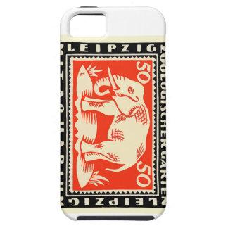 1919 Germany Leipzig Zoo Notgeld Banknote iPhone SE/5/5s Case