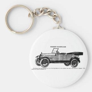 1919 Hudson Touring Car Keychain