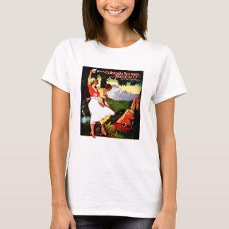 1919 Pikes Peak Colorado Poster T-Shirt
