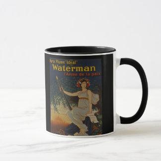 1919-Porte Plume Ideal Mug