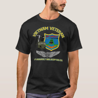 191st AHC - Crew Wings T-Shirt