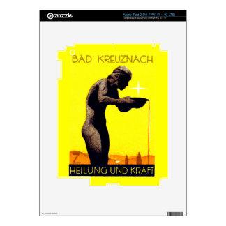1920 Bad Kreuznach Germany iPad 3 Decals