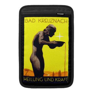 1920 Bad Kreuznach Germany MacBook Air Sleeve