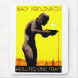 1920 Bad Kreuznach Germany Mousepads