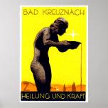 1920 Bad Kreuznach Germany Poster