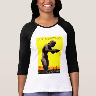 1920 Bad Kreuznach Germany T-shirts