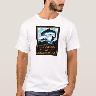 1920 British Columbia Fishing T-Shirt
