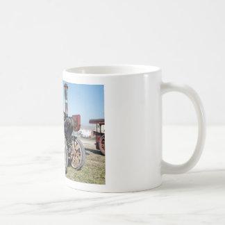 1920 Burrell 6nhp Road Locomotive and Crane Engine Coffee Mug