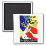 1920 Buy French Products Poster Magnet