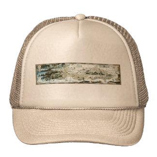 1920 Classic Fairyland Imaginary Map Trucker Hat
