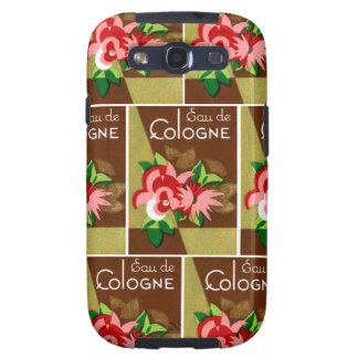 1920 Eau de Cologne perfume Galaxy S3 Case