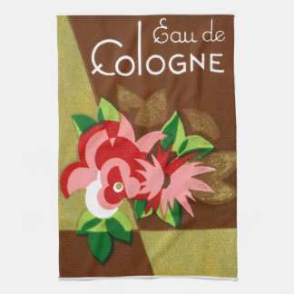 1920 Eau de Cologne perfume Hand Towel