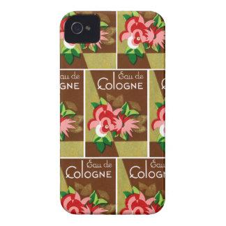 1920 Eau de Cologne perfume iPhone 4 Case-Mate Case