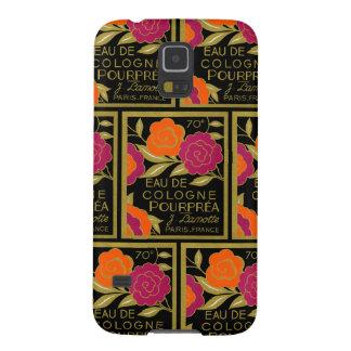 1920 Eau de Cologne Pourprea perfume Galaxy S5 Cases