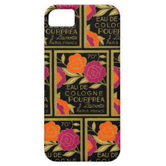 1920 Eau de Cologne Pourprea perfume iPhone SE/5/5s Case