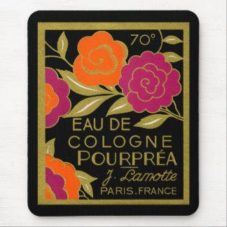 1920 Eau de Cologne Pourprea perfume Mouse Pad