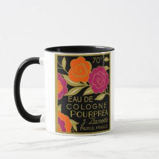 1920 Eau de Cologne Pourprea perfume Mug