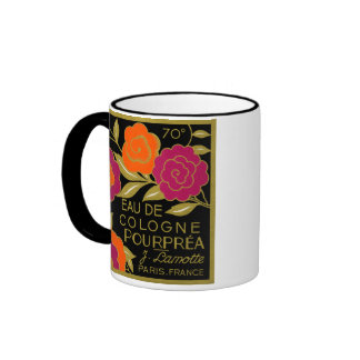 1920 Eau de Cologne Pourprea perfume Mugs