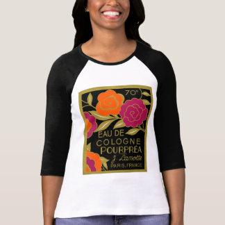 1920 Eau de Cologne Pourprea perfume T-Shirt