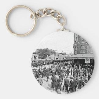1920 Ebbets Field Keychain