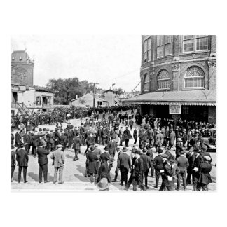 1920 Ebbets Field Postcard