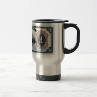 1920 El Salvador 1 Colon Banknote 15 Oz Stainless Steel Travel Mug