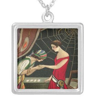 1920 Flapper Vintage Art Deco Necklace 1